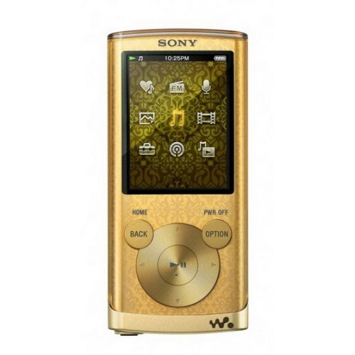 Sony NWZ-E453 4GB Gold