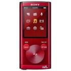 Sony NWZ-E453 4GB Red