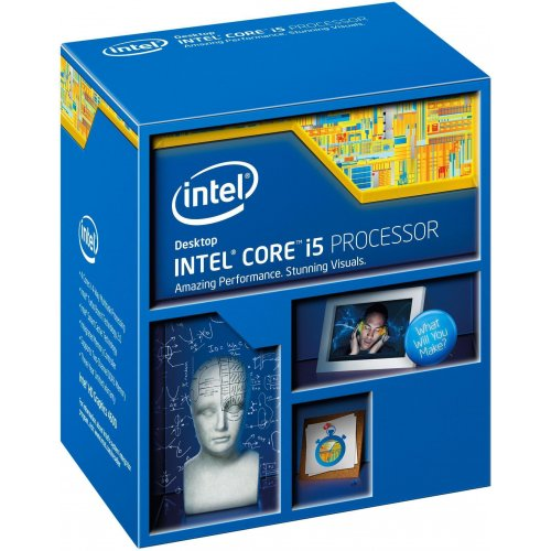 Intel Core i5-4690K 3.5GHz 6MB s1150 Box (BX80646I54690K)