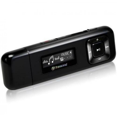 Transcend T-Sonic 330 4GB Black