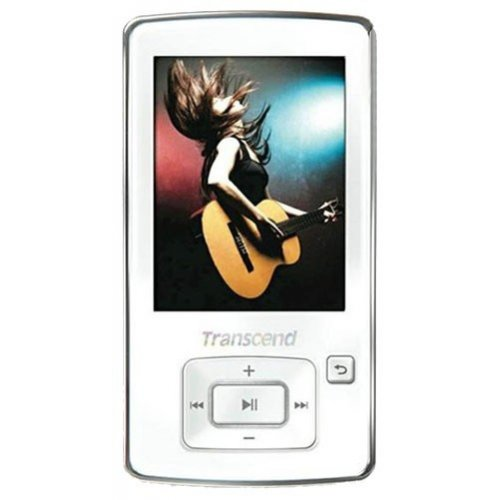Transcend T-Sonic 870 8GB White