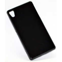 Чехол Silicon case для Sony Xperia T2 Black