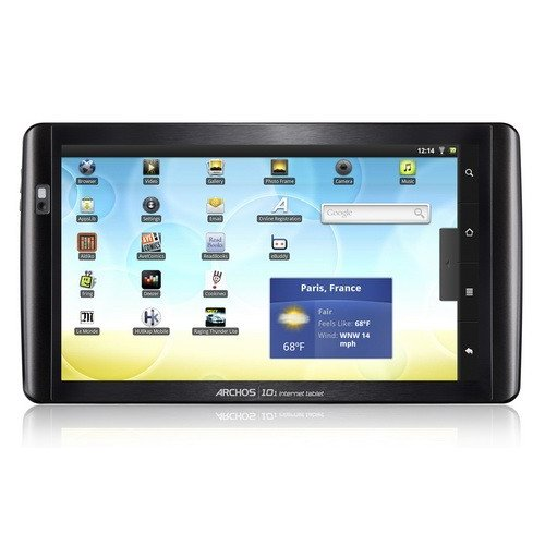 Планшет Archos 101 Internet Tablet 8GB