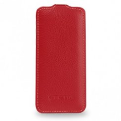 Чехол TETDED Premium Leather Case для Lenovo A680 Red