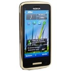 Nokia C6-01 Golden White