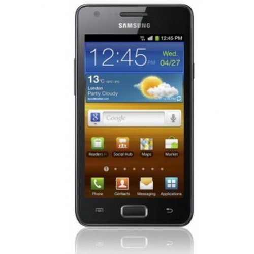Смартфон Samsung I9103 Galaxy R Metallic Grey