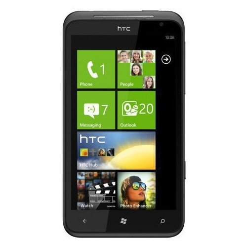 Смартфон HTC Titan X310e Black