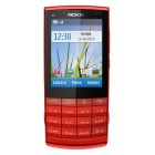 Nokia X3-02.5 Touch and Type Red