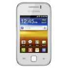 Samsung Galaxy Y S5360 Pure White