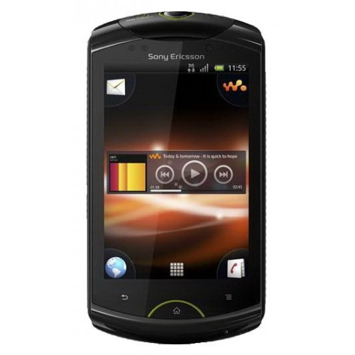Мобильный телефон Sony Ericsson WT19i Live with Walkman Black