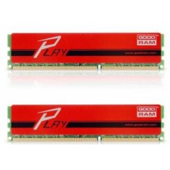 GoodRAM DDR3 8GB (2x4GB) 1600Mhz Play Red (GYR1600D364L9S/8GDC)