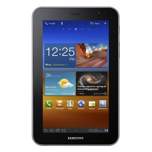 Планшет Samsung P6200 Galaxy Tab 7.0 Plus Pure White