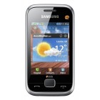 Samsung C3312 Champ Deluxe Metallic Silver