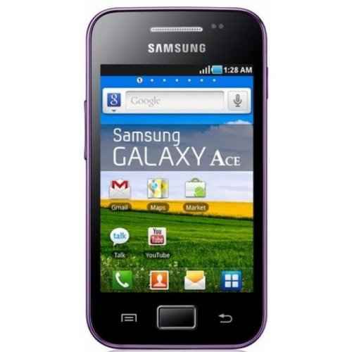 Смартфон Samsung Galaxy Ace S5830i Plum Purple