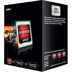 AMD A10-7800 3.5GHz 4MB sFM2 Box (AD7800YBJABOX)