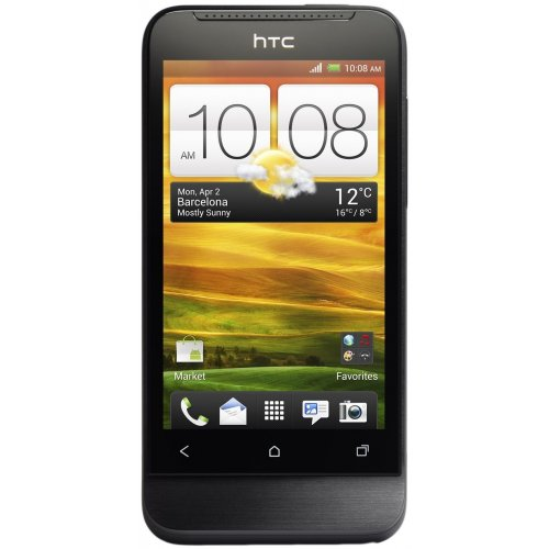 Смартфон HTC One V t320e Black