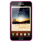 Samsung N7000 Galaxy Note Pink