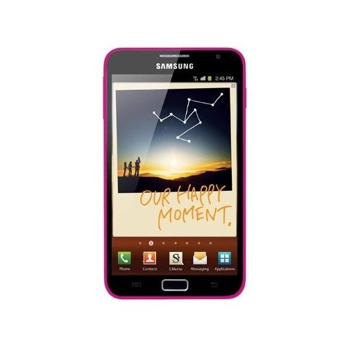 Смартфон Samsung N7000 Galaxy Note Pink