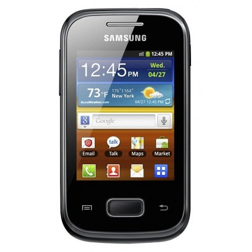 Смартфон Samsung Galaxy Pocket S5300 Black