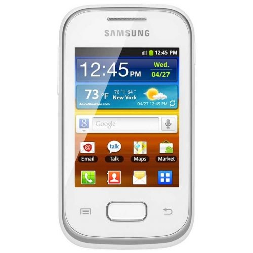 Смартфон Samsung Galaxy Pocket S5300 White