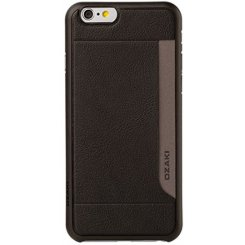 Чехол OZAKI O!coat-0.3+Pocket iPhone 6 OC559BK Black