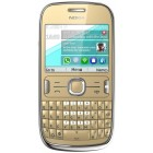 Nokia Asha 302 Golden Light