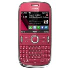Nokia Asha 302 Plum Red
