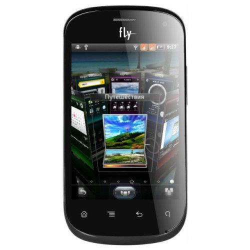 Смартфон Fly IQ270 Firebird Black