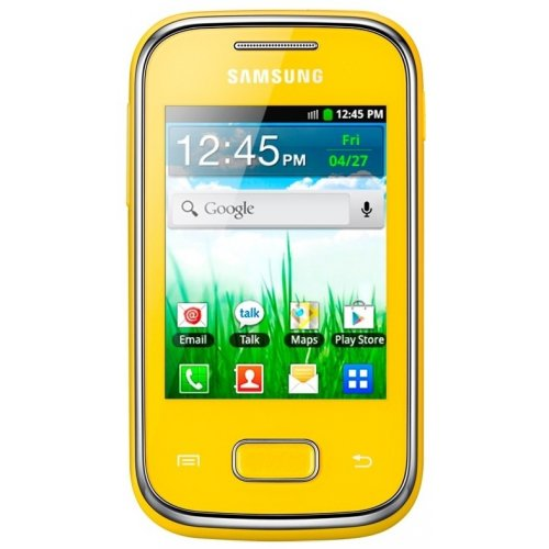 Смартфон Samsung Galaxy Pocket S5300 Yellow