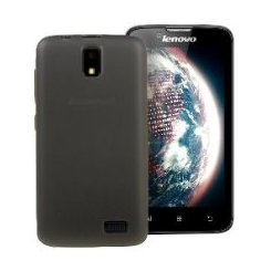 Чехол Lenovo A328 BACK COVER PG39A6N0D3 Gray