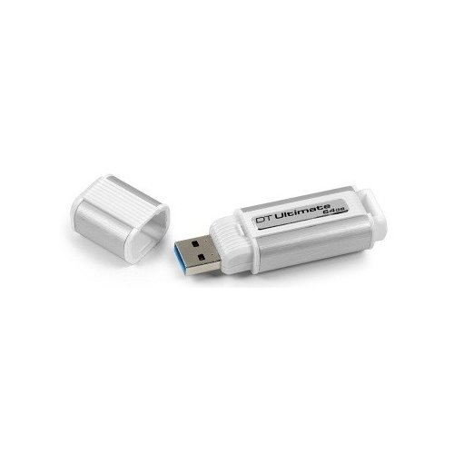 Накопитель Kingston DataTraveler Ultimate G2 64GB