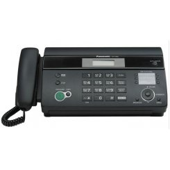 Panasonic KX-FT988UA-B Black