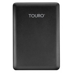 Hitachi Touro Mobile 500GB 0S03797 Black
