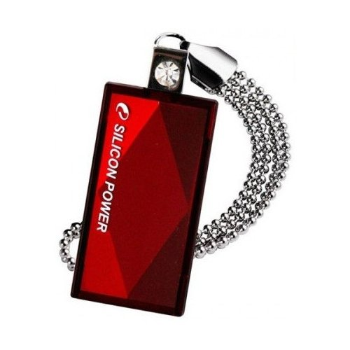 Накопитель Silicon Power Touch 810 8GB Red (SP008GBUF2810V1R)