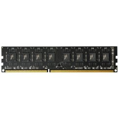 Team DDR3 8GB 1600MHz (TED38G1600C1101)