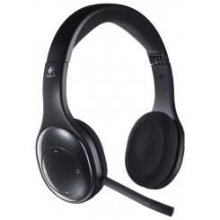 Logitech H800 Wireless Headset (981-000338) Black