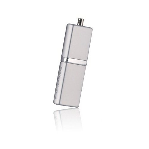 Накопитель Silicon Power LuxMini 710 16GB Silver (SP016GBUF2710V1S)