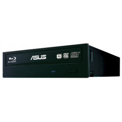 Asus Blu-ray Writer (BC-12D2HT) Black