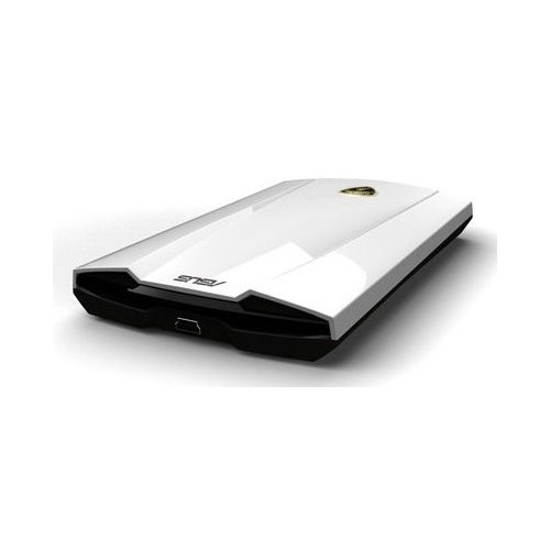 Внешний HDD Asus Lamborghini 750GB White