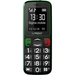 Sigma mobile Comfort 50 Mini 3 Black-Green
