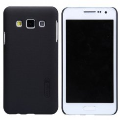 Чехол Nillkin Frosted Shield для Samsung Galaxy A3 Black