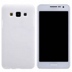 Чехол Nillkin Frosted Shield для Samsung Galaxy A3 White