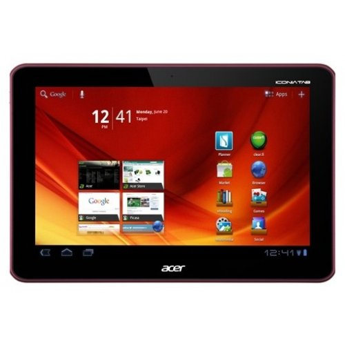 Планшет Acer Iconia Tab A200 32GB (HT.H9TEE.002) Red