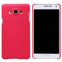 Чехол Nillkin Frosted Shield для Samsung Galaxy A7 Red