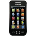 Samsung S5250 Wave 525 Metallic Black