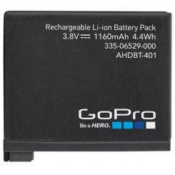 GoPro Rechargeable Battery 1160 mA (AHDBT-401)