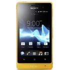 Sony Xperia Go ST27i Yellow