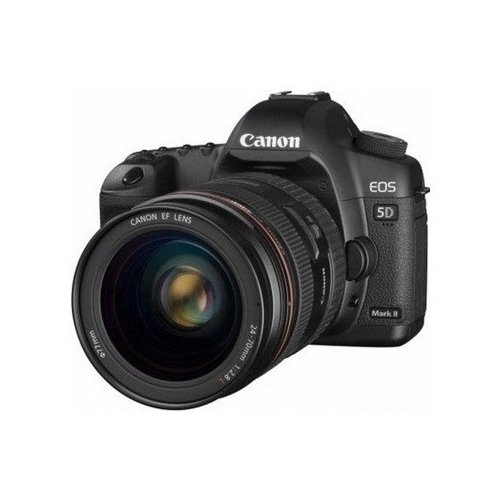 Цифровые фотоаппараты Canon EOS 5D Mark II 24-70 Kit