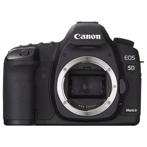 Цифровые фотоаппараты Canon EOS 5D Mark II Body