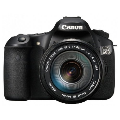 Цифровые фотоаппараты Canon EOS 60D 17-85 IS Kit